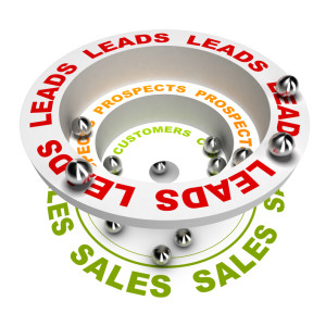 Lead Funnel Sales Process